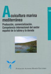 Acuicultura marina Mediterránea